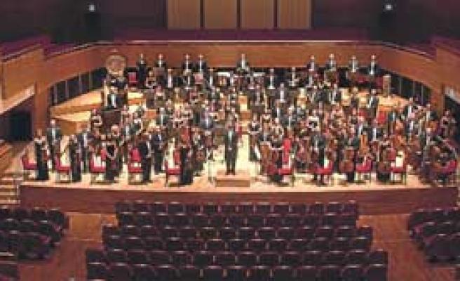 Senfoni Orkestrası ve Koreli Sanatçılar