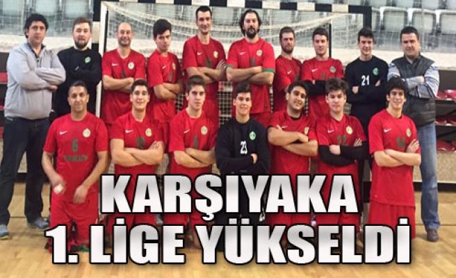 Karşıyaka'dan 1. Lig Başarısı