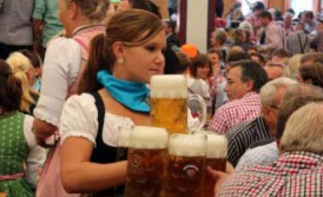 Rakamlarla Almanya'da Oktoberfest