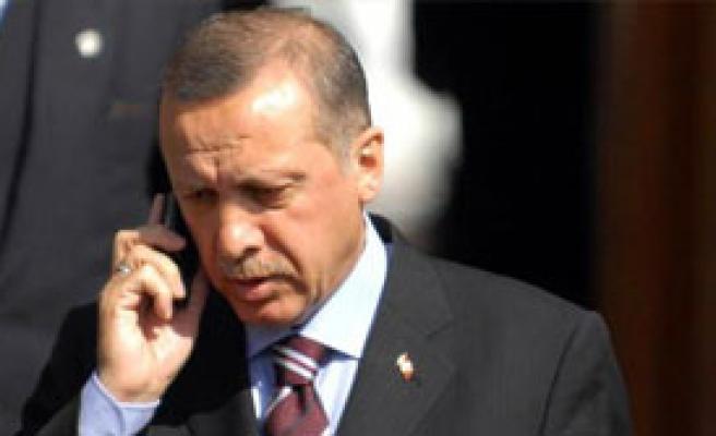 Erdoğan, Theresa May İle Görüştü