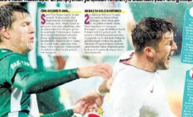 Trabzonspor'da Yanal'ın Sıkıntısı Savunması