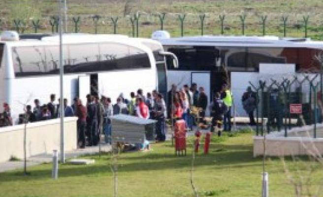 Mülteciler Kırklareli'de