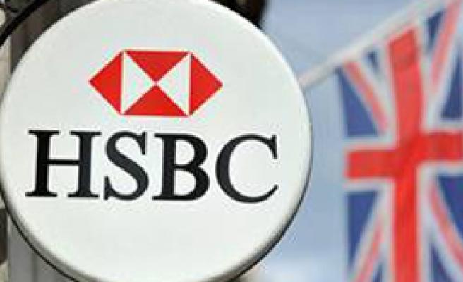 HSBC'de Taşınma Planı Rafa Kalktı
