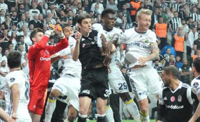 Beşiktaş: 1 - Fenerbahçe: 1