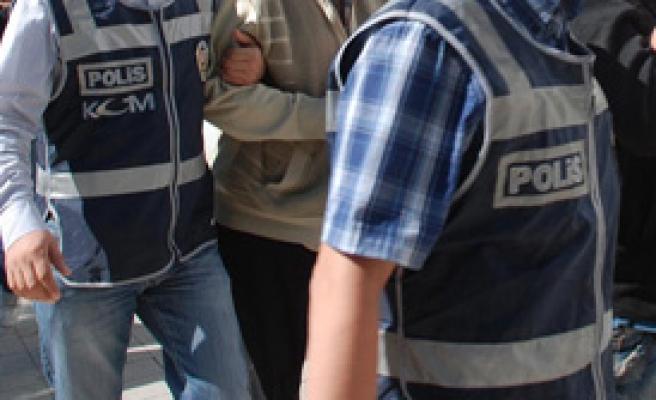 Uyuşturucu Hap Şüphelileri Tutuklandı