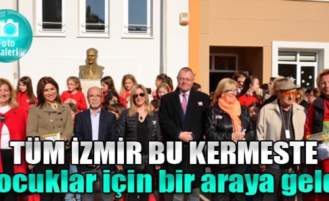 Tüm İzmir Çocuklar İçin Bir Araya Geldi