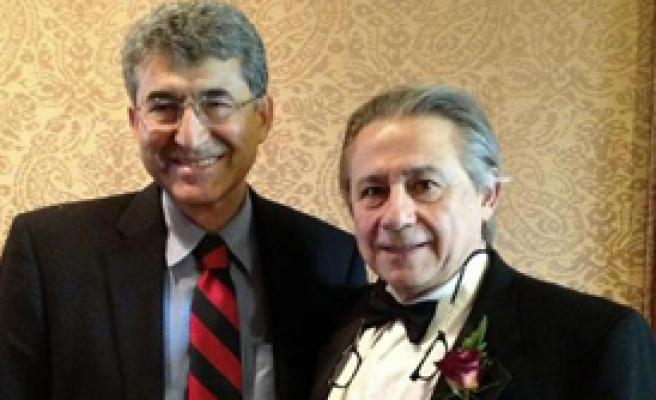 2 Türk'e 'Ellis Adası Onur Ödülü'