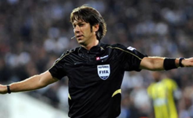 Play-off finali Fırat Aydınus'un