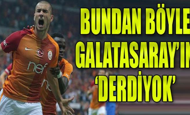 Galatasaray, Evinde Kazandı