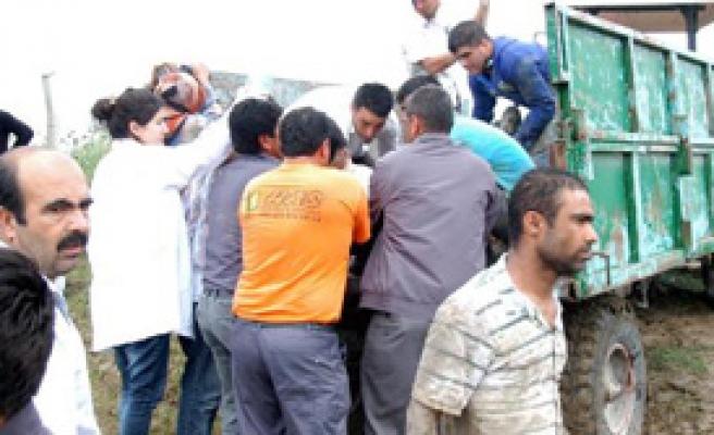 Yine Servis Kazası: 1 Ölü, 33 Yaralı