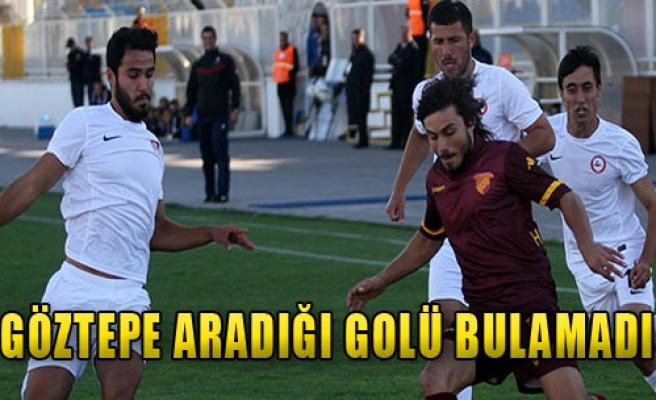 Bugsaşspor 0-0 Göztepe