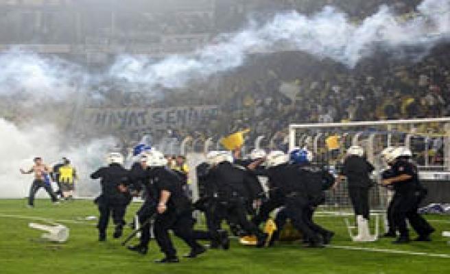 Fenerbahçe Polisi Suçladı