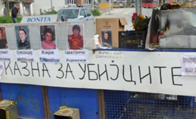 Makedonya'da Gerginlik Tırmanıyor