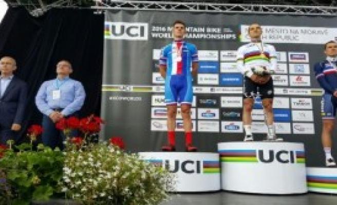 2016 Dağ Bisikleti Dünya Şampiyonası Yarışları Yapıldı