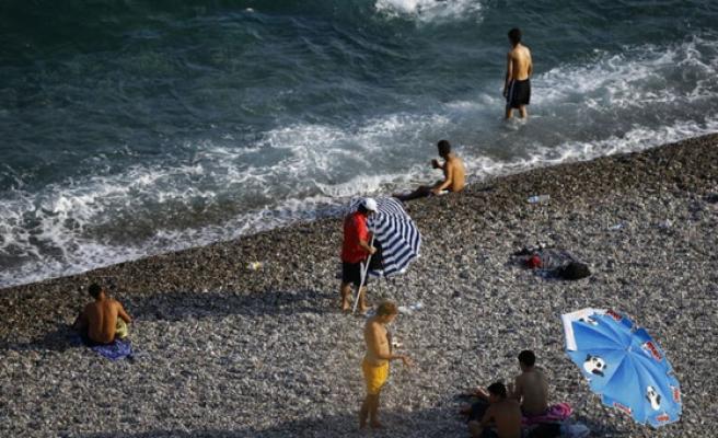 Ege kıyıları 'bayram' yaptı!