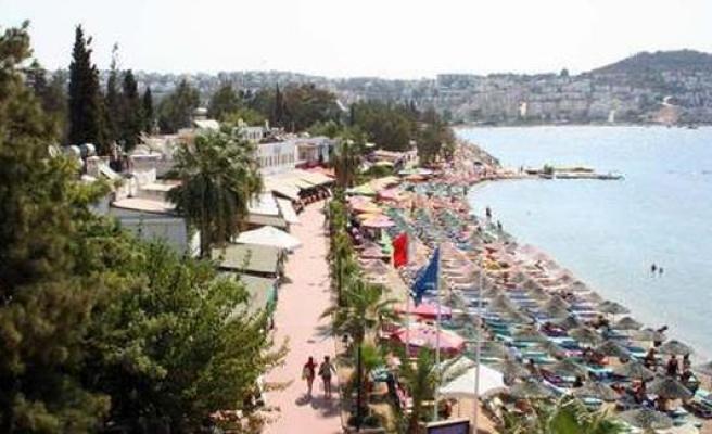 Avrupalı turist Ege'ye akın etti