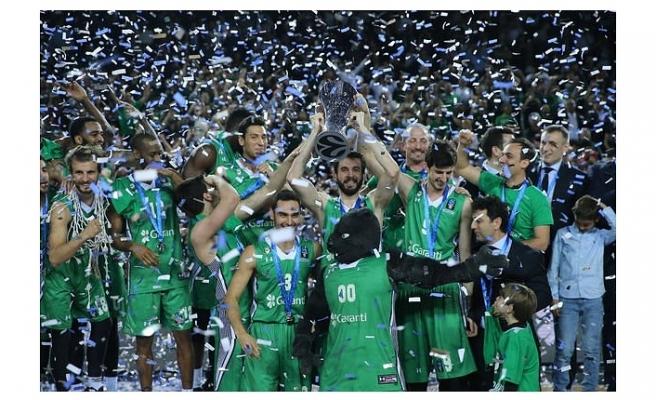 Daçka Avrupa şampiyonu oldu