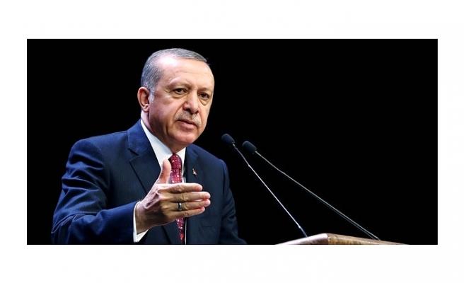 Erdoğan: Dolarla değil, altınla olsun