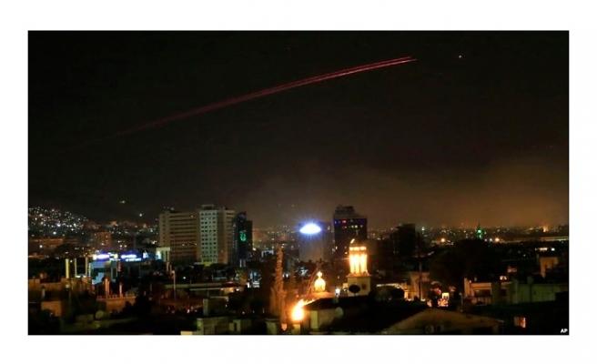 İran'dan Suriye saldırısına sert açıklama