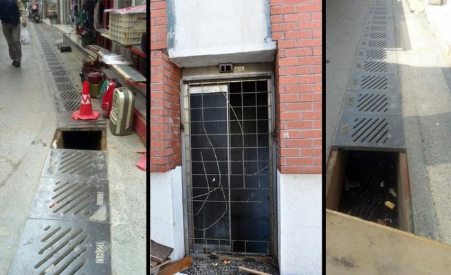 İzmir'de sıkı denetim: Ne musluk bıraktılar ne elektrik kablosu