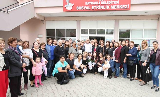 Karabağ, kadınlara projelerini anlattı