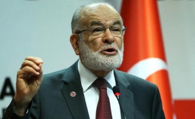 Karamollaoğlu: Emperyalistler Müslümanlara saldırırken kutsal günü seçiyorlar