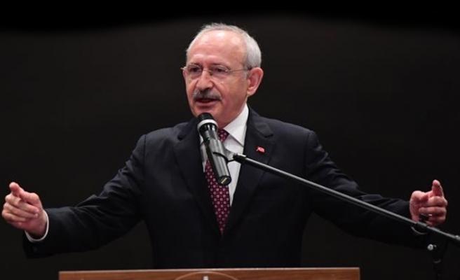 Kılıçdaroğlu'ndan, CHP'li başkanlara: Gurur duyuyorum