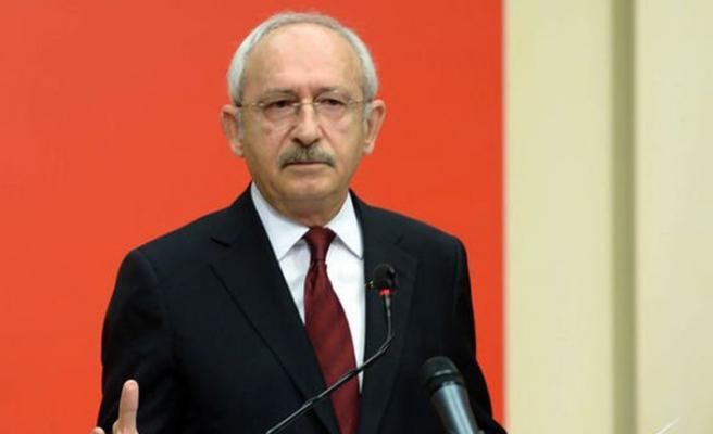 Kılıçdaroğlu'ndan ilk açıklama geldi