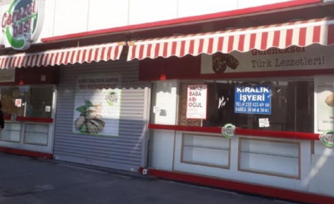 Konak'taki o dükkan için yeni ihale: 145 bin lira kirası vardı!