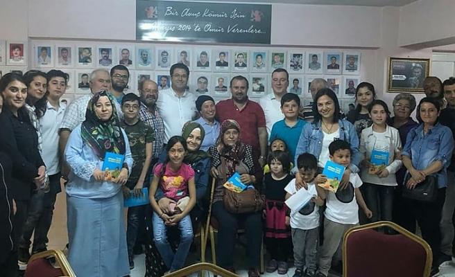 Küçük Kulüp, 23 Nisan etkinliklerine Soma'da başladı