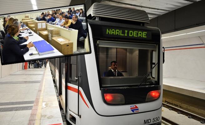 Narlıdere Metrosu için yarışacaklar