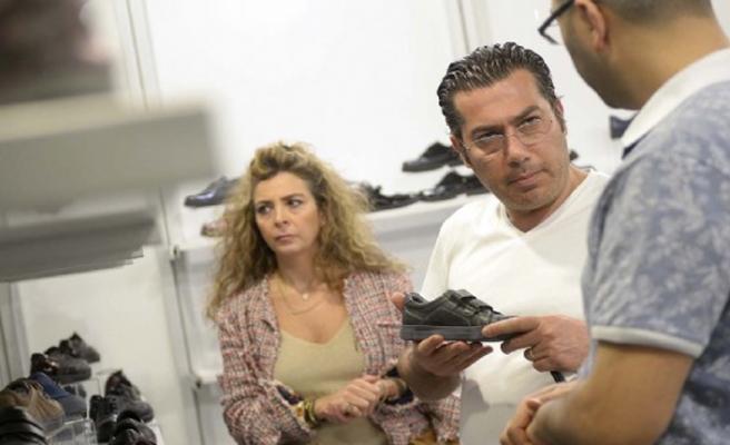 Shoexpo vitrinlerinde yeni moda 'rahatlık'