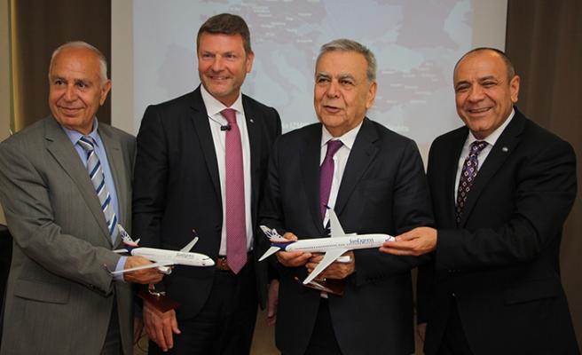 SunExpress'ten, İzmir uçuşlarında rekor kapasite