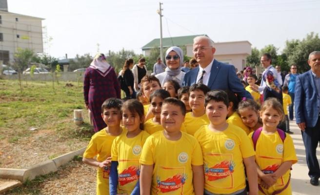 Torbalı'da Çocuk Oyunları Şenliği'ne büyük ilgi...