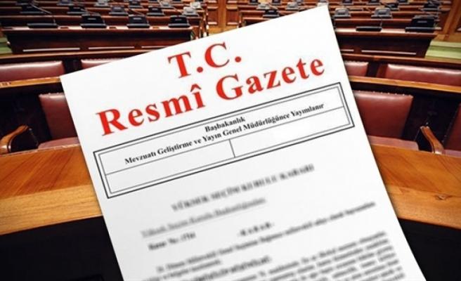 YSK'nın seçim takvimi Resmi Gazete'de yayımlandı