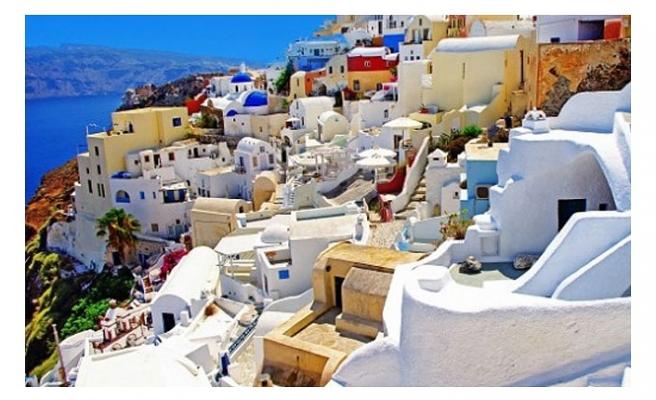 Yunan adalarına vize müjdesi