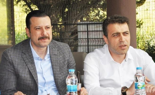 AK Partili Kaya'dan Buca'ya doğalgaz müjdesi