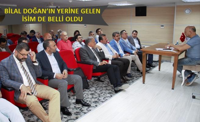 AK Parti'de yerel yönetimlerin başkanından seçim startı