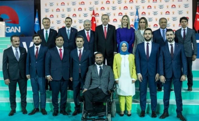 AK Parti İzmir adayları tanıtıldı