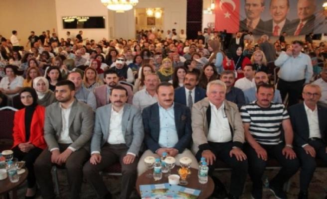 """Şengül'den, AK Parti İzmir teşkilatına mesaj: """"Herkese ulaşın"""""""