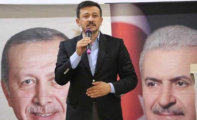 AK Partili Dağ'dan '15 vekil' hakkında ilk açıklama