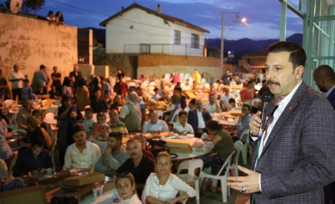 AK Partili Kaya'dan kentsel dönüşüm müjdesi
