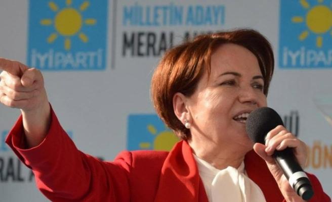 Akşener: Cumhuriyet de benim, Osmanlı da