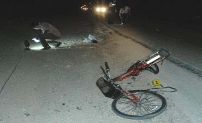 Baba ve oğlu kaza ayırdı