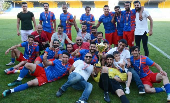 Başkanlık Kupası'nda şampiyon Anadolu