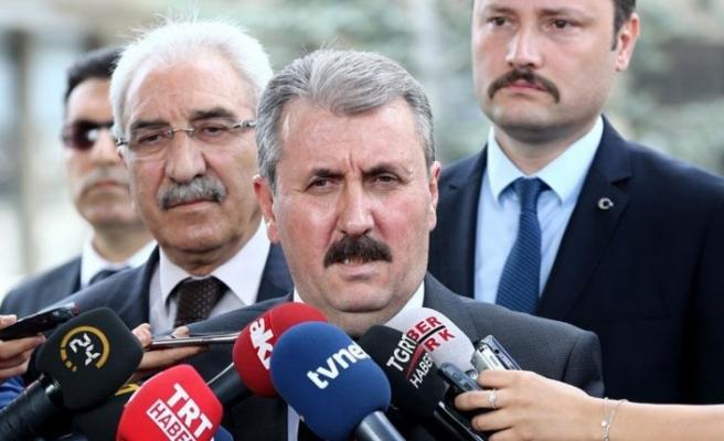 BBP, AK Parti listelerinden seçime girecek