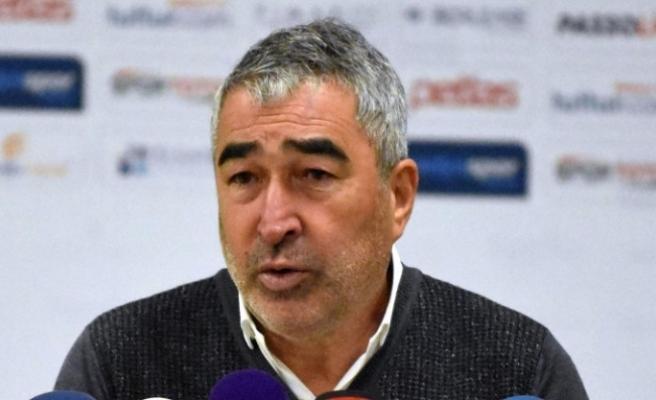 Bursaspor'un yeni hocası Samet Aybaba