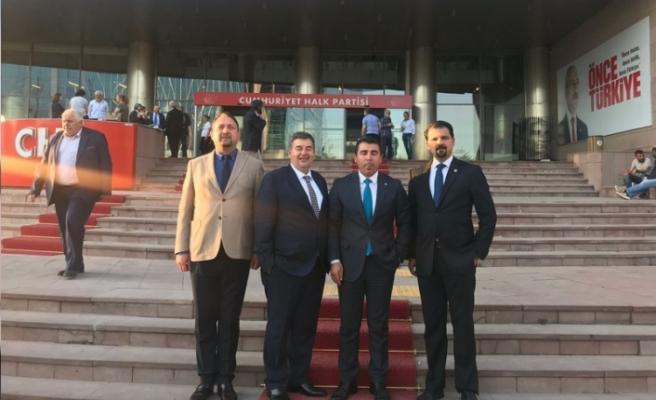 CHP İzmir'in muhaliflerinden Ankara çıkarması