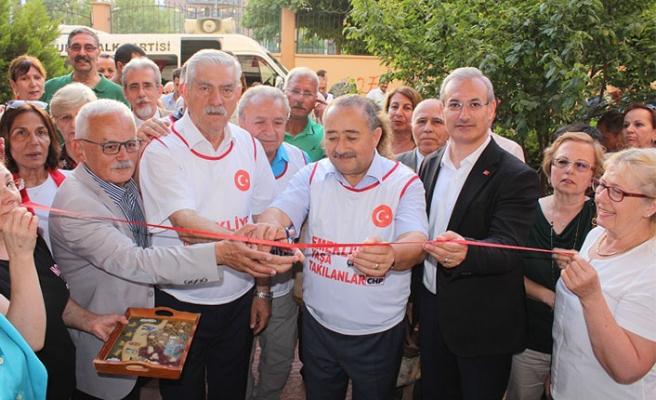 CHP Karşıyaka seçim büroları açıyor!
