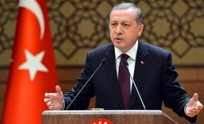 Cumhurbaşkanı Erdoğan'dan net mesaj: Asla izin vermeyeceğiz